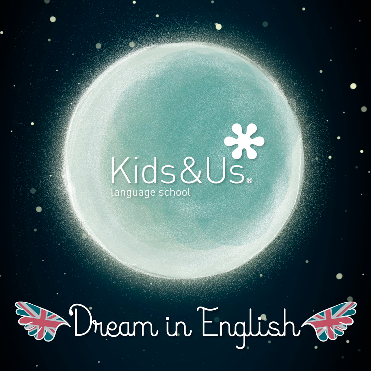 Kids&Us Dream in English